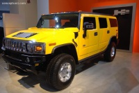 2007 Hummer H2 image.