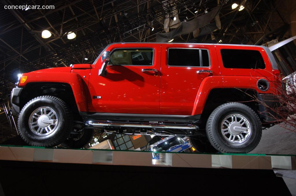 Auction Results and Sales Data for 2006 Hummer H3