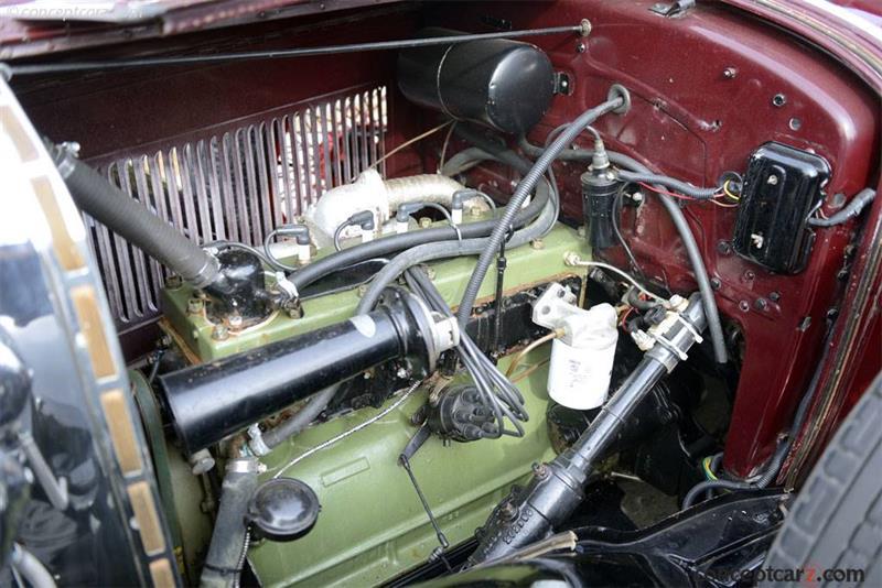 1929 Hupmobile Series A