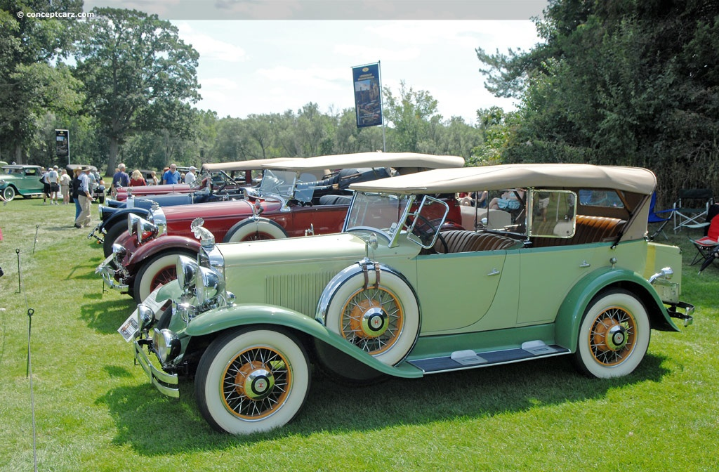 1931 Hupmobile Century Eight Pictures, History, Value, Research ...