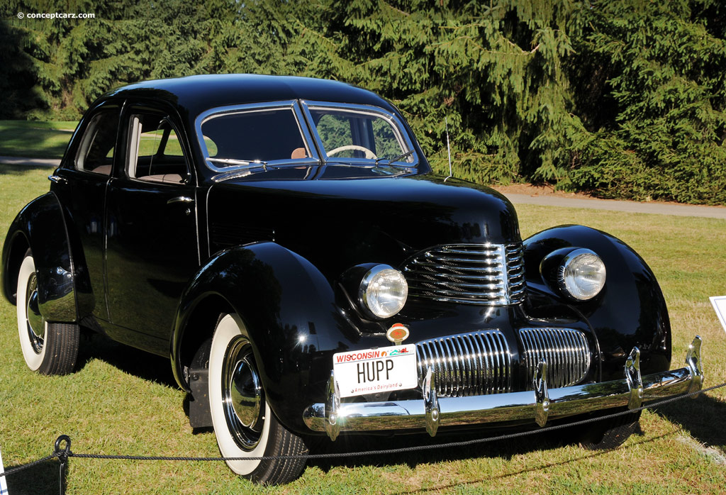 1938 Hupmobile Skylark Pictures History Value Research