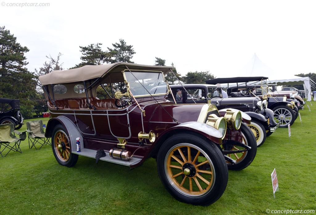 1909 Huselton Model 40 Image