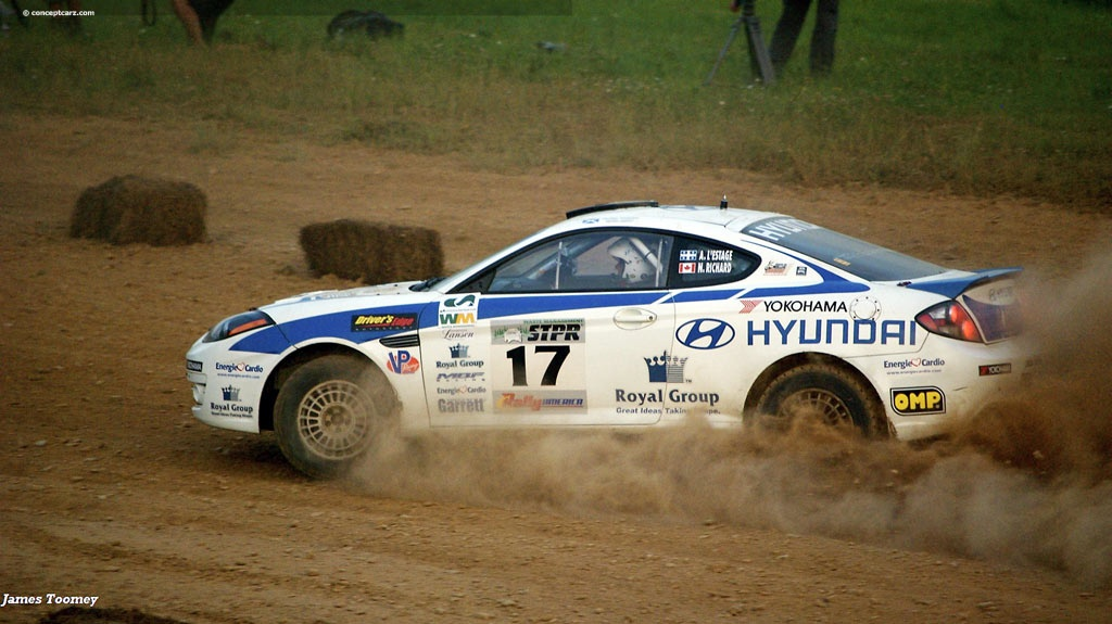 Hyundai Tiburon Jt Stpr