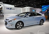 2011 Hyundai Sonata Hybrid image.