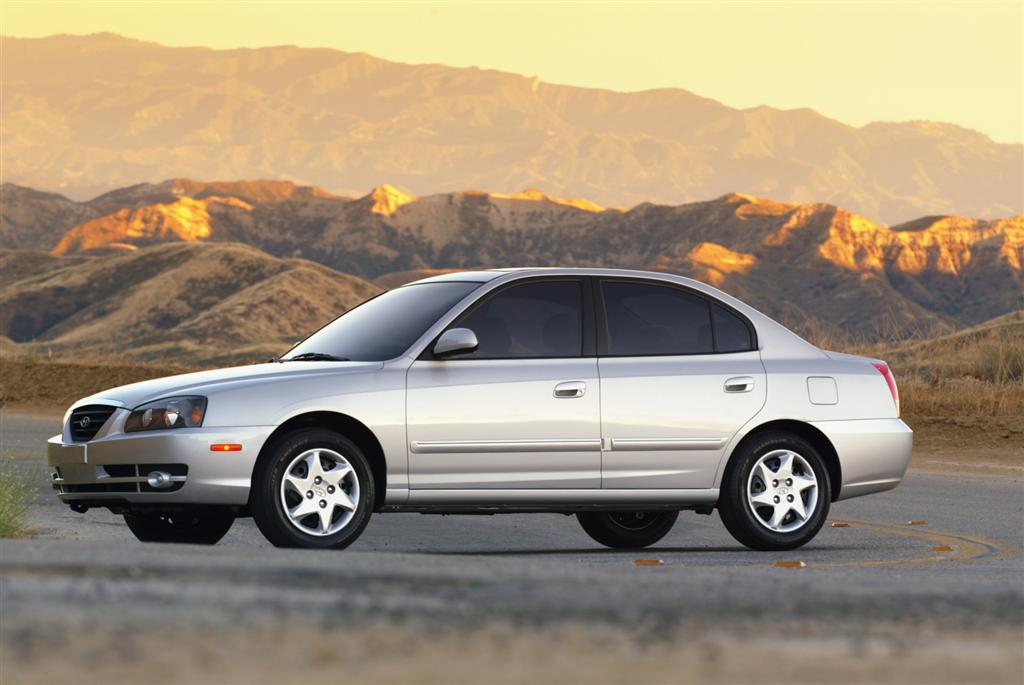 2005 Hyundai Elantra Pictures History Value Research