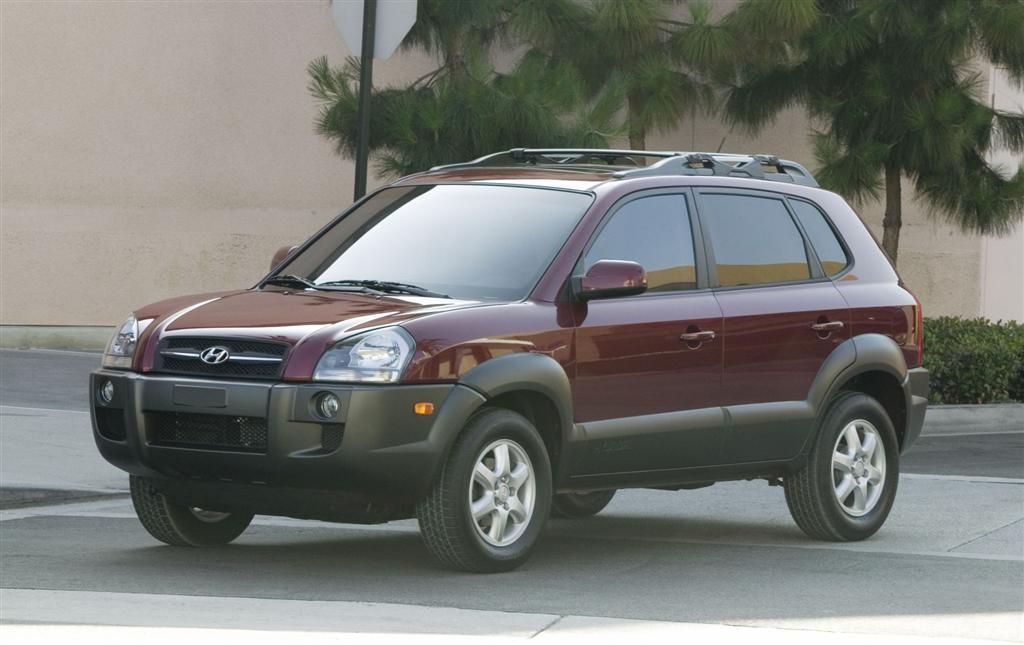 2005 Hyundai Tucson Image Https Www Conceptcarz Com