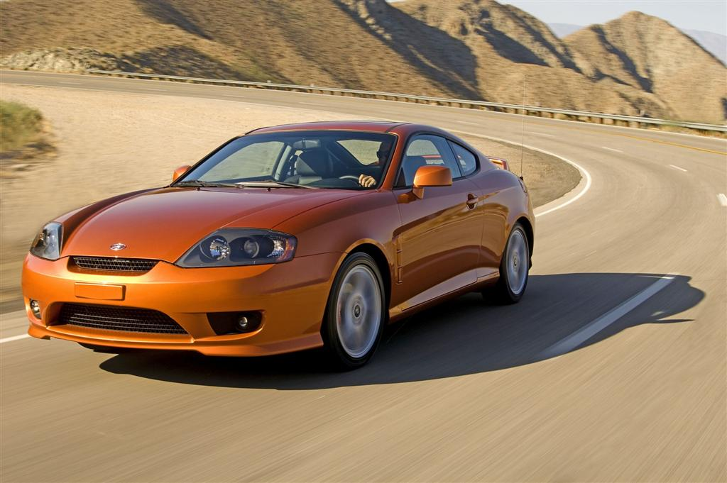 Auction Results and Sales Data for 2006 Hyundai Tiburon