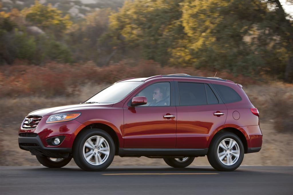 2010 Hyundai Santa Fe News and Information - conceptcarz.com