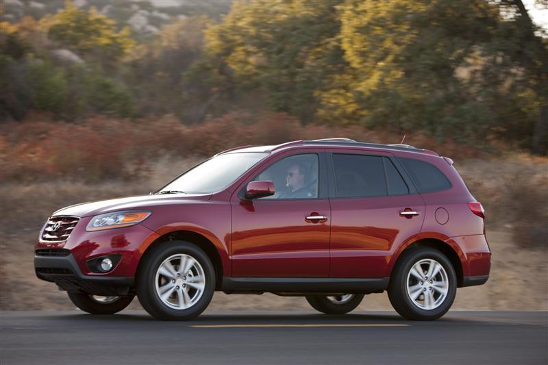 2010 Hyundai Santa Fe News And Information Conceptcarz