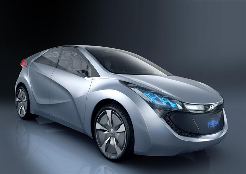 2010 Hyundai Blue-Will PHEV Concept thumbnail image
