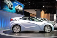2010 Hyundai Blue-Will PHEV Concept image.