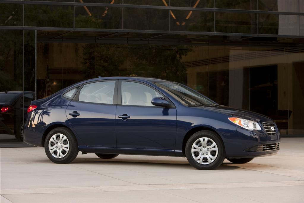 2010 Hyundai Elantra Blue News And Information