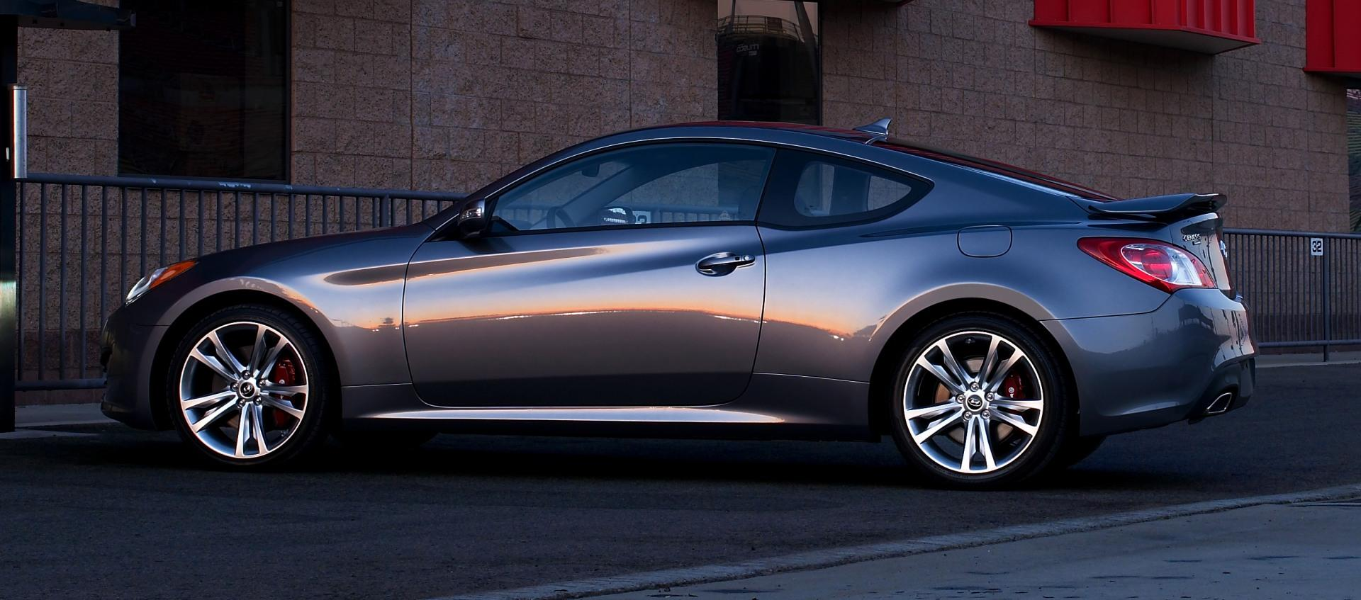 2010 Hyundai Genesis Coupe R Spec News And Information