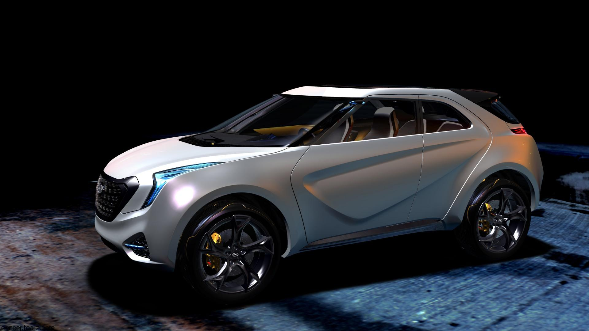 Detroit Auto Auction >> 2011 Hyundai Curb Crossover Concept News and Information ...