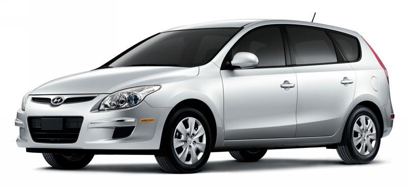 Delightful 2011 Hyundai Elantra Touring