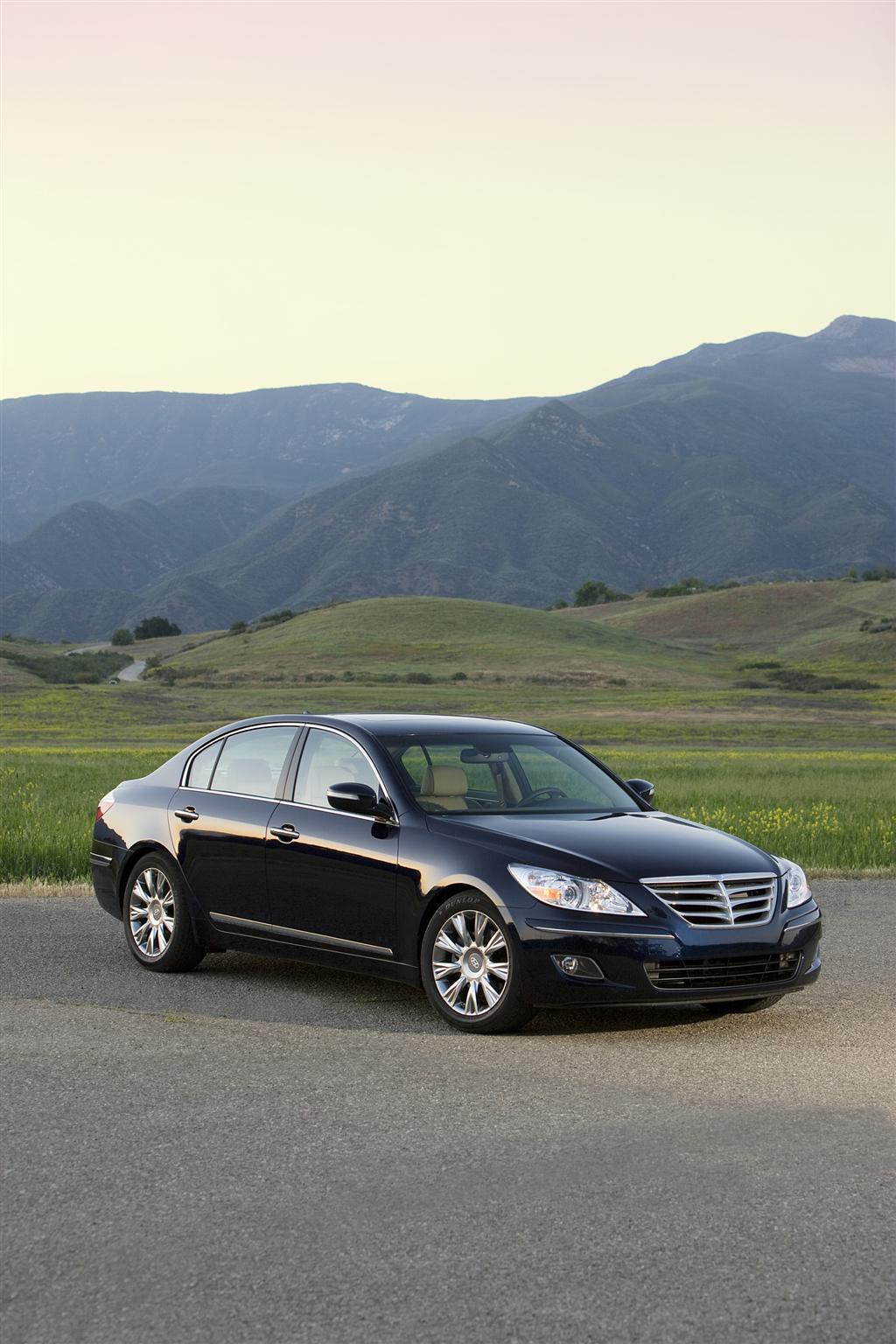 2011 Hyundai Genesis Image Photo 63 Of 67