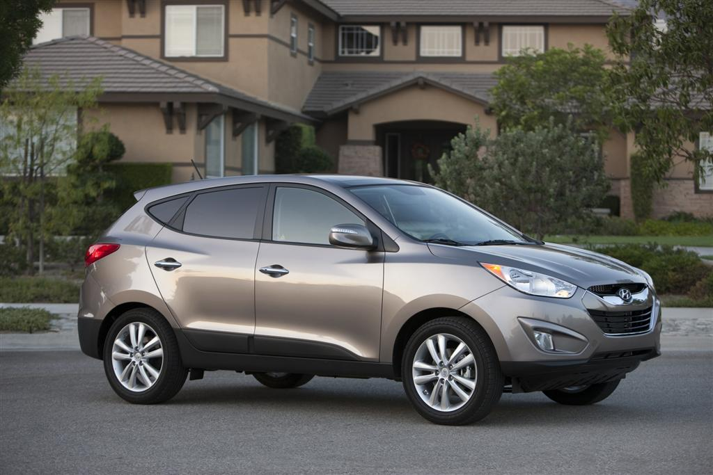 2011 Hyundai Tucson News And Information Conceptcarz Com