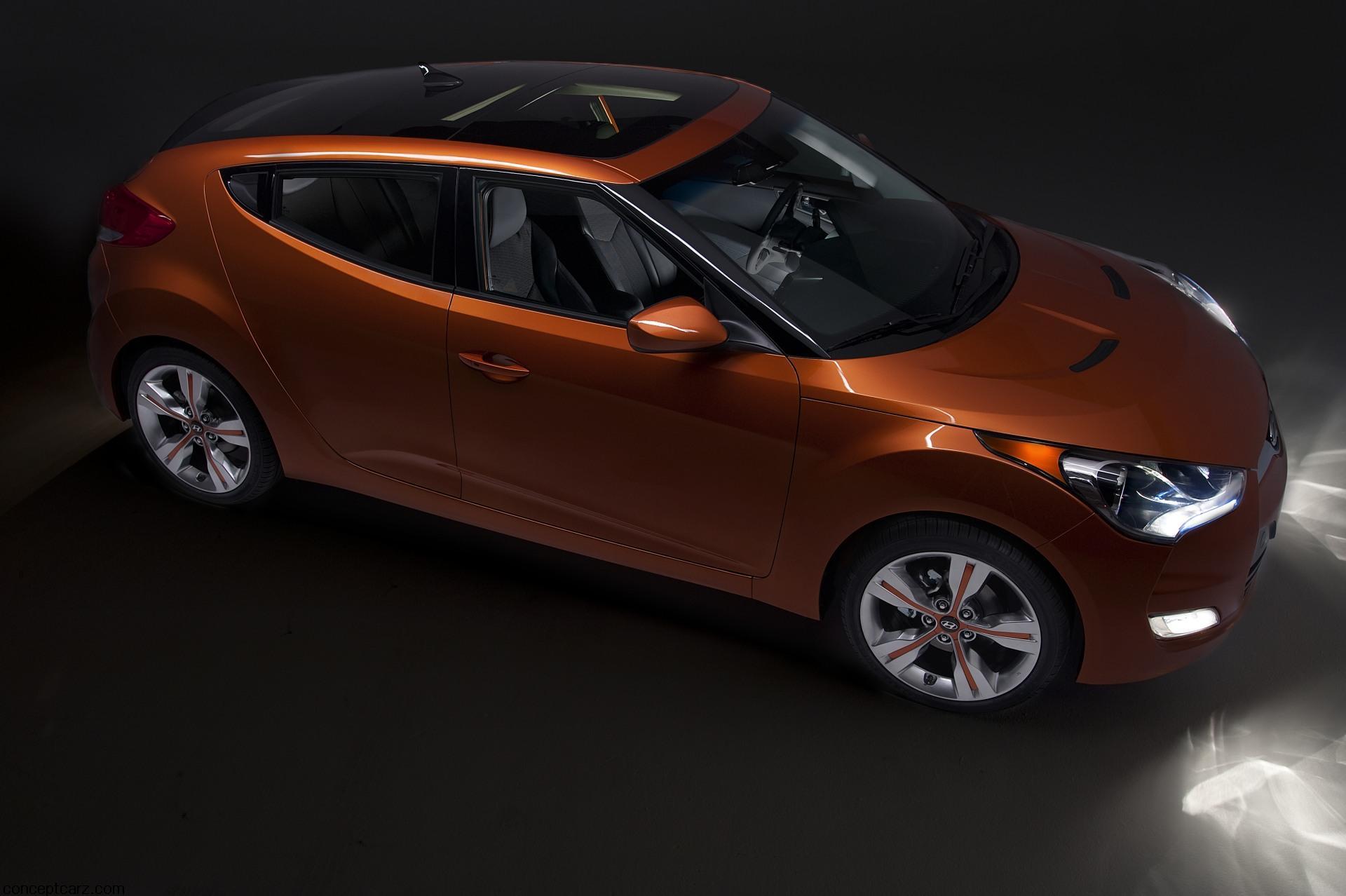 & 2012 Hyundai Veloster News and Information | conceptcarz.com