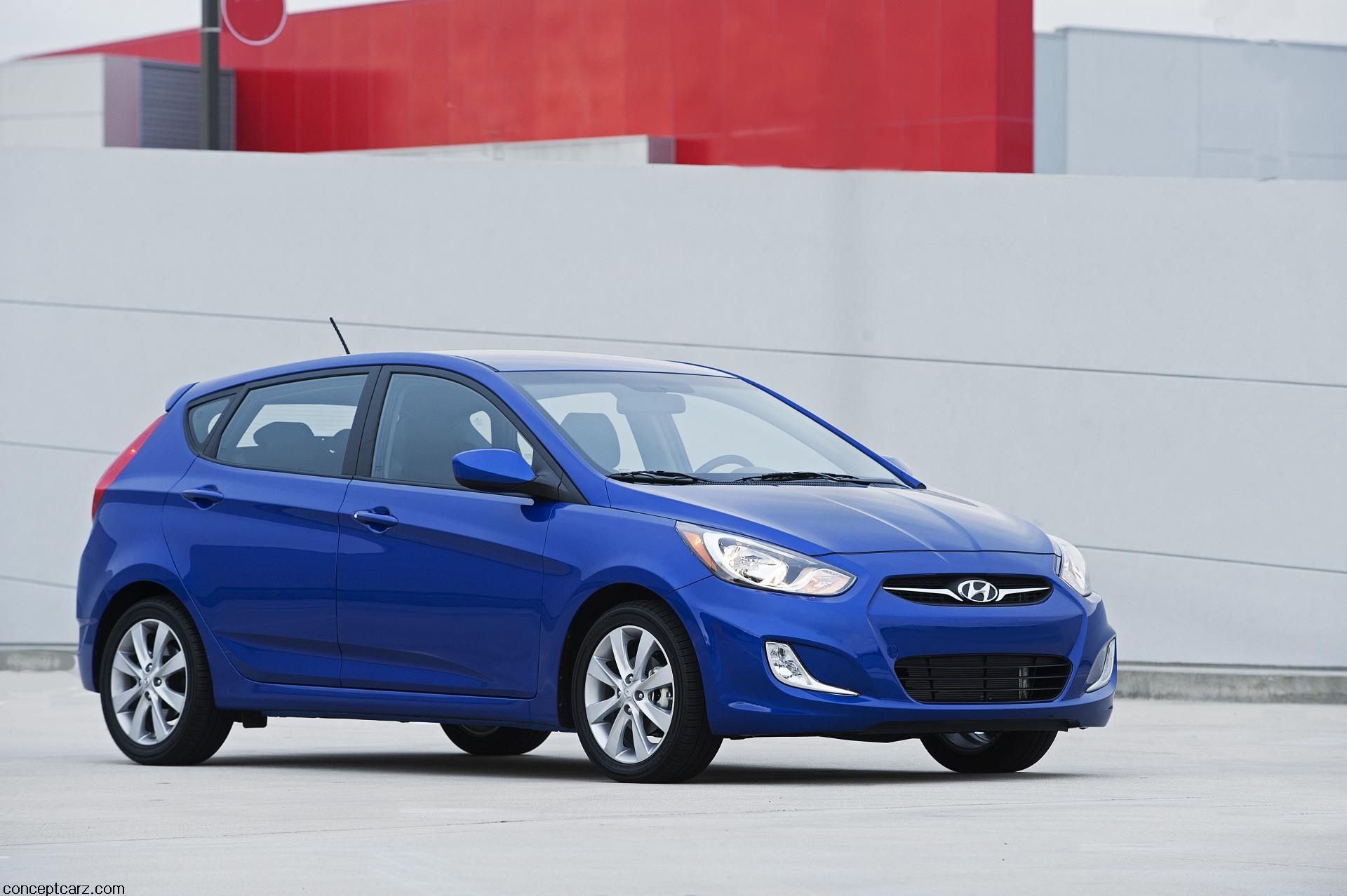 2012 Hyundai Accent News And Information Conceptcarz Com