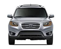 Hyundai Santa Fe Monthly Vehicle Sales