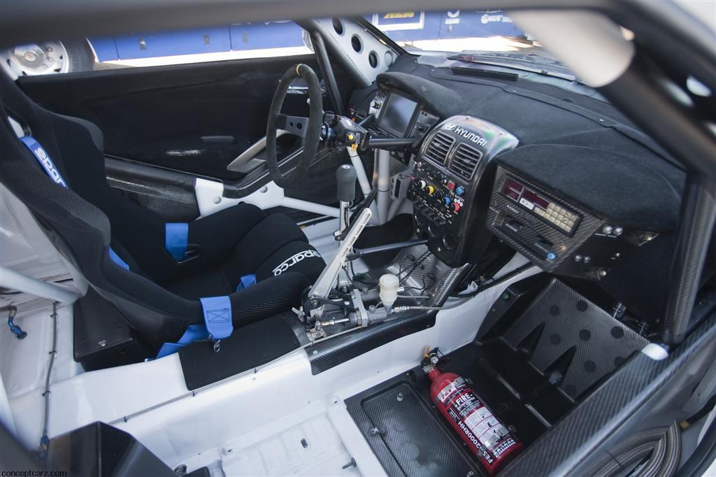 Hyundai Excel Race Car For Sale