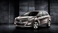 2012 Hyundai i30 Wagon image.