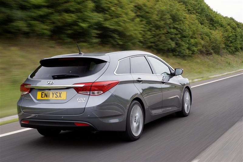 2012 Hyundai I40 Tourer Images Conceptcarz Com