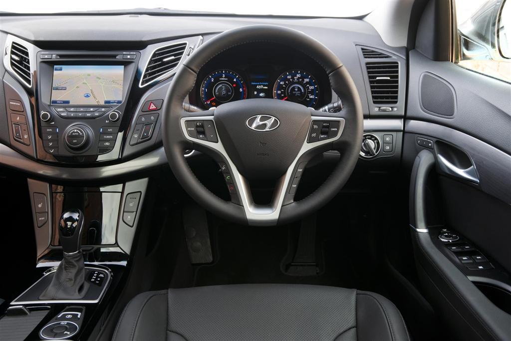 2012 Hyundai i40 Tourer News and Information
