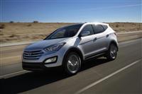 2013 Hyundai Santa Fe image.