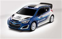 2013 Hyundai i20 WRC image.