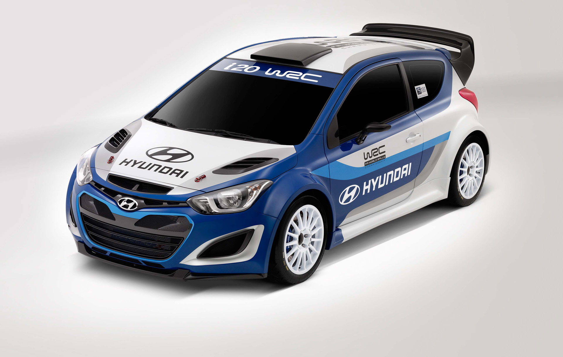 2013 hyundai i20 wrc news and information research and history. Black Bedroom Furniture Sets. Home Design Ideas