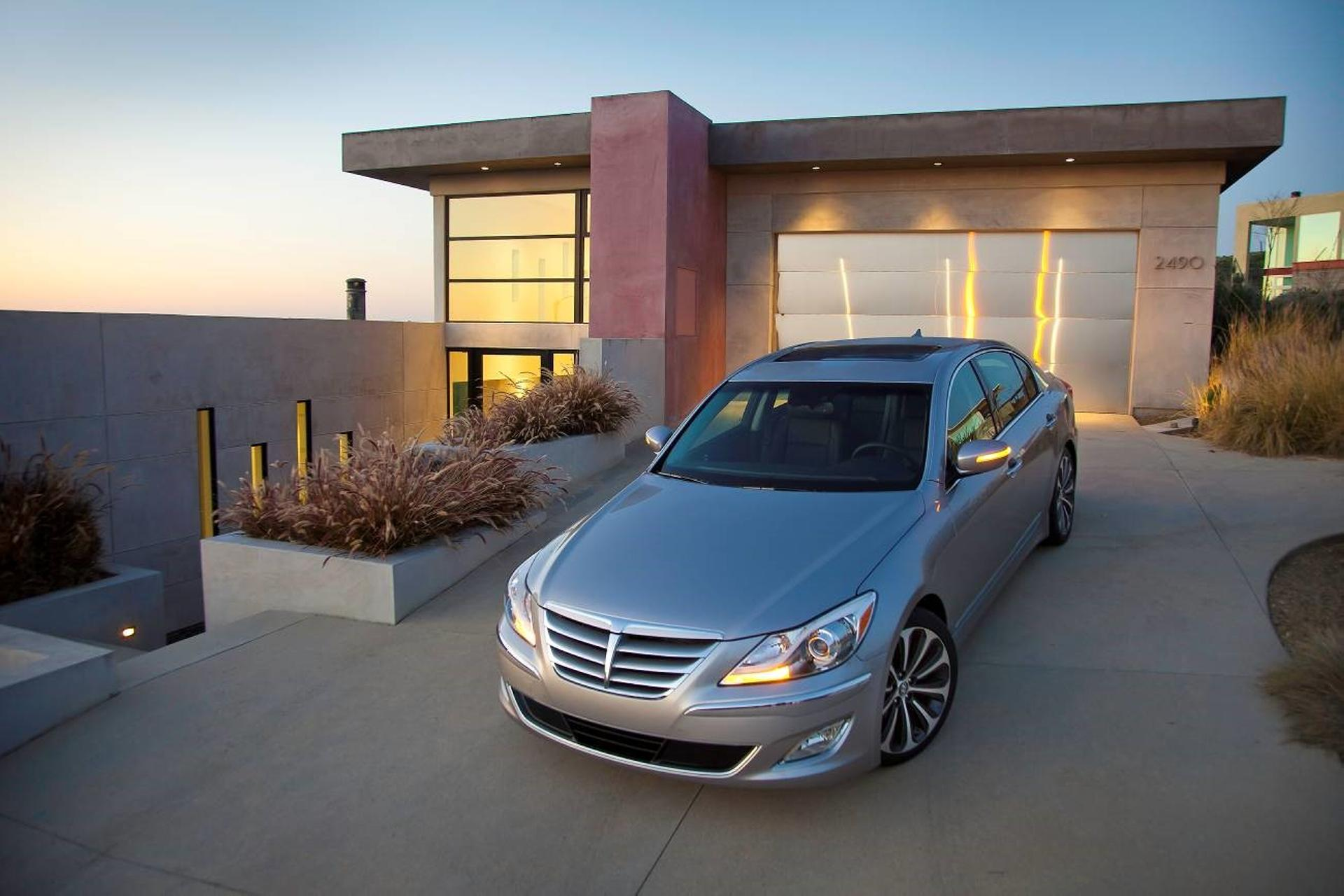 door genesis wallpaper hyundai