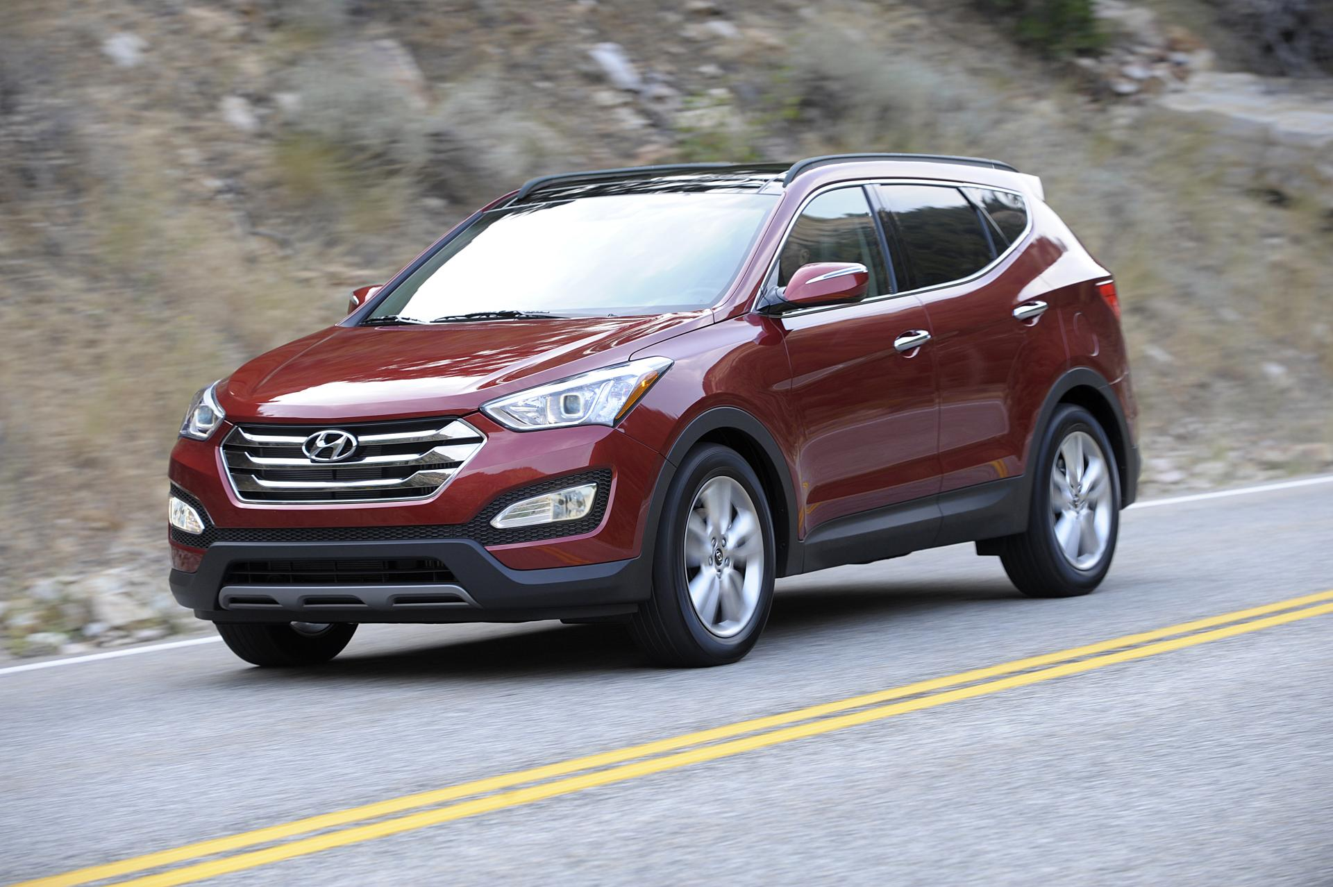 2014 Hyundai Santa Fe Sport News And Information