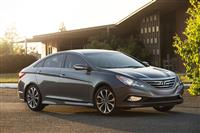 Hyundai Sonata Monthly Vehicle Sales