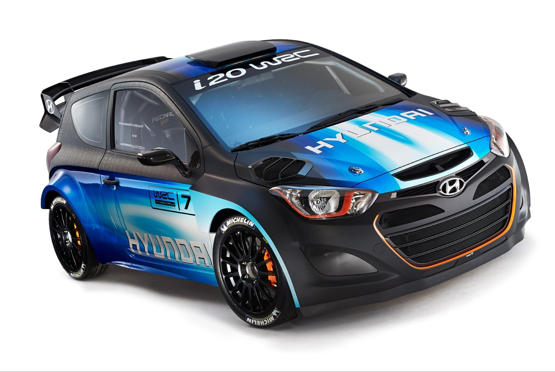 2014 Hyundai I20 WRC News And Information Research History