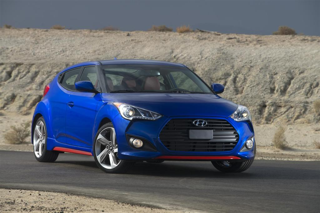 Auction Results And Sales Data For 2014 Hyundai Veloster Turbo R Spec