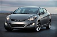 Hyundai Elantra Monthly Vehicle Sales