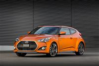 Hyundai Veloster Monthly Sales