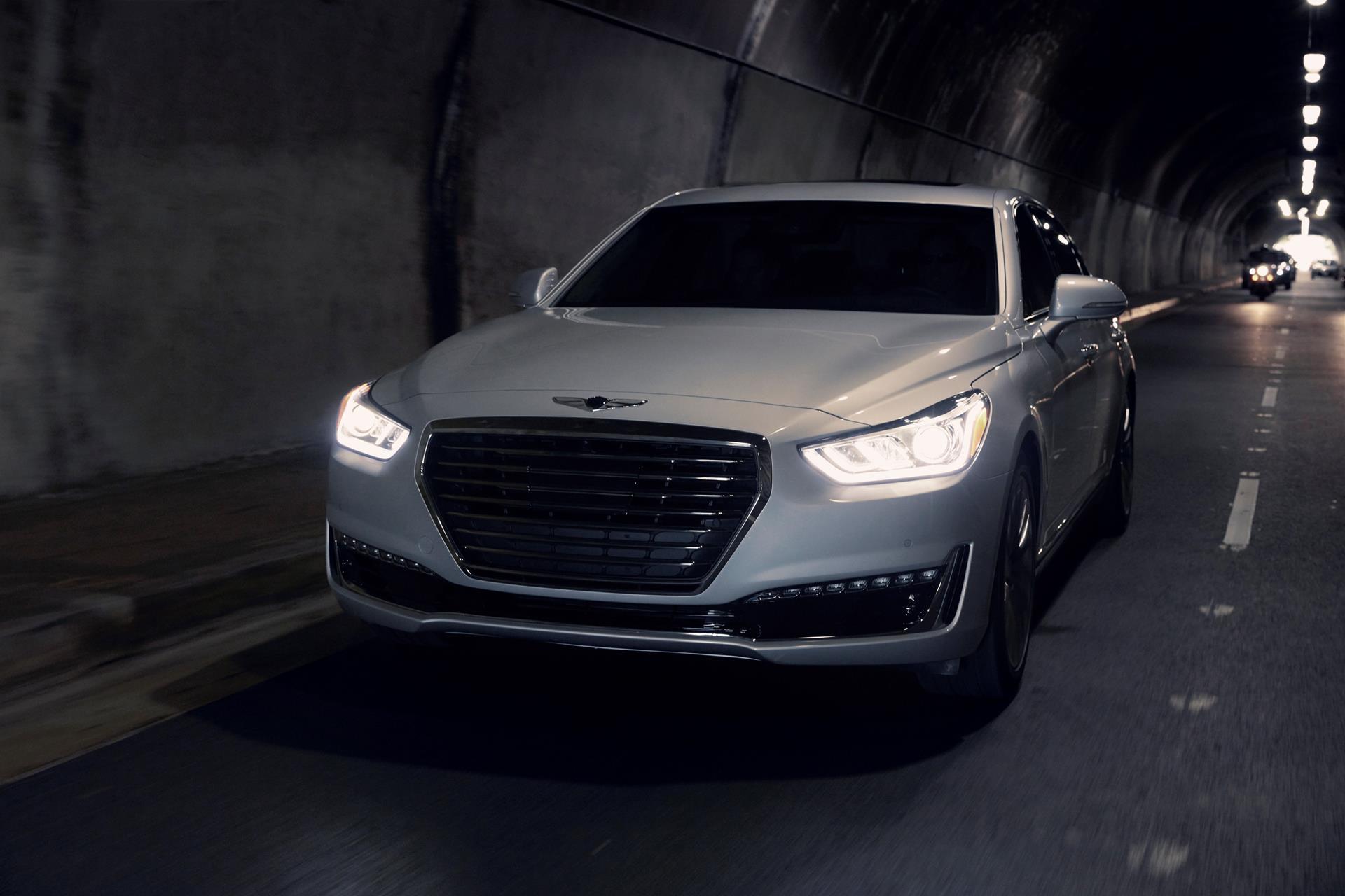 2017 Hyundai Genesis G90 - conceptcarz.com