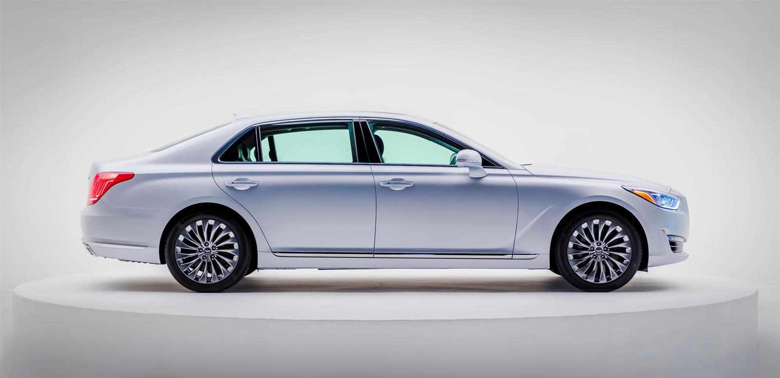Genesis Car Price India