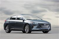 Hyundai Ioniq Monthly Sales