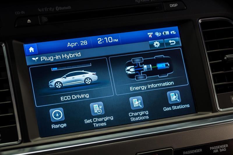 2017 Hyundai Sonata Hybrid