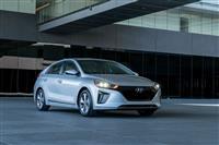 Hyundai Ioniq Electric image.