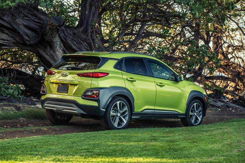2018 Hyundai Kona Images Conceptcarz Com