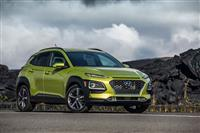 Hyundai Kona Monthly Vehicle Sales
