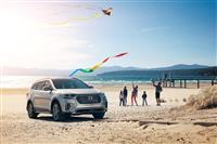 2018 Hyundai Santa Fe image.