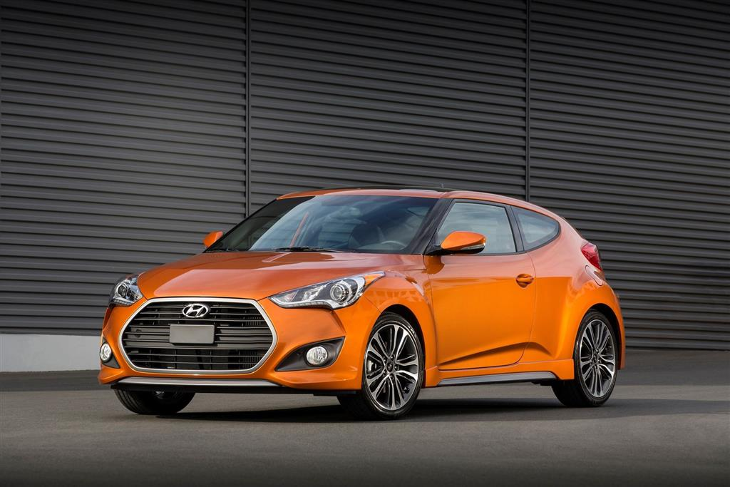 2018 Hyundai Veloster Technical And Mechanical Specifications