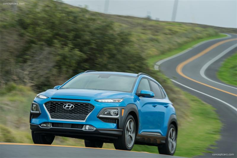 Hyundai Kona pictures and wallpaper