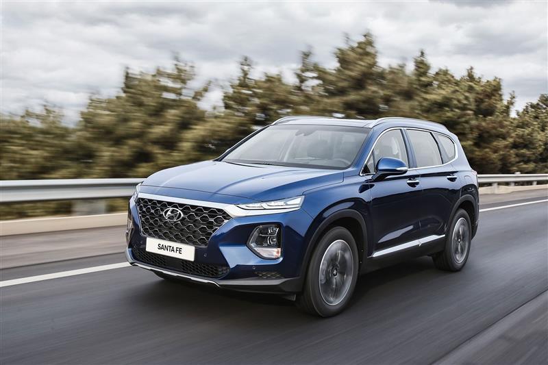 2019 Hyundai Santa Fe Images Conceptcarz Com
