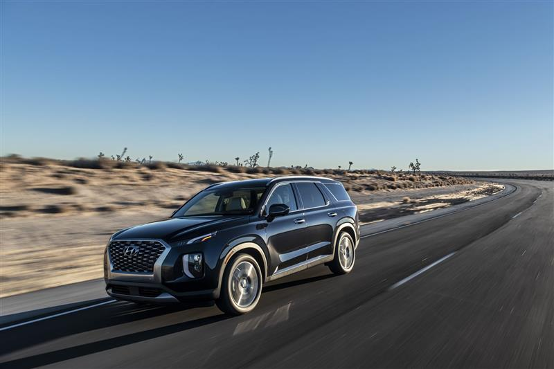 2020 Hyundai Palisade News And Information Conceptcarz Com